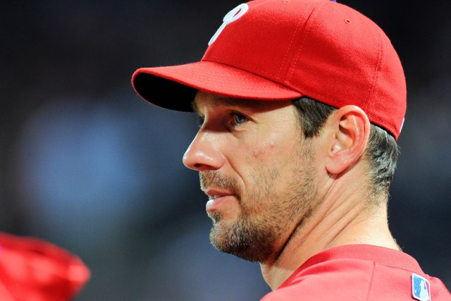Cliff Lee is no stranger to deadline trades. (Dale Zanine, USA TODAY Sports)