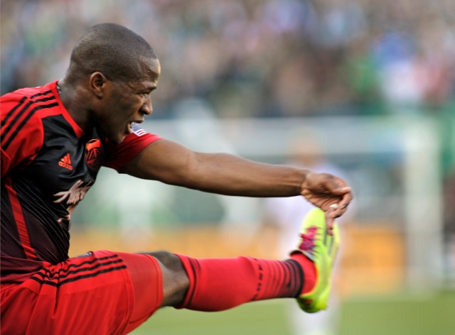 Darlington Nagbe should become eligible for the U.S. in time to bring creativity to the 2018 World Cup. (Susan Ragan, USA TODAY Sports)