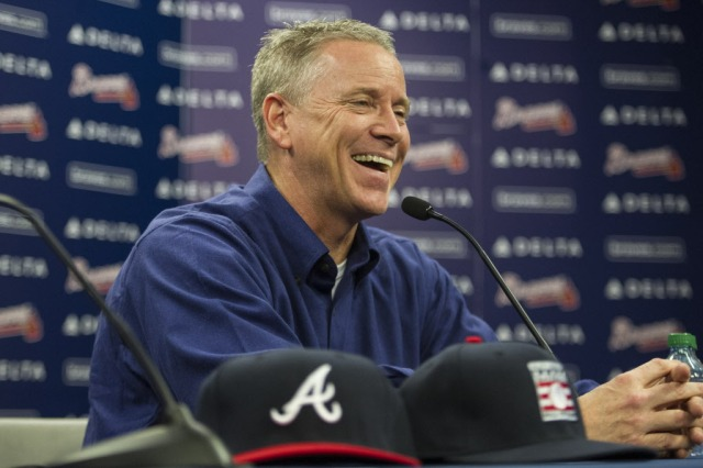 Tom Glavine won by being relentlessly tough. Appearances did not matter much. (John Amis, AP Photo)