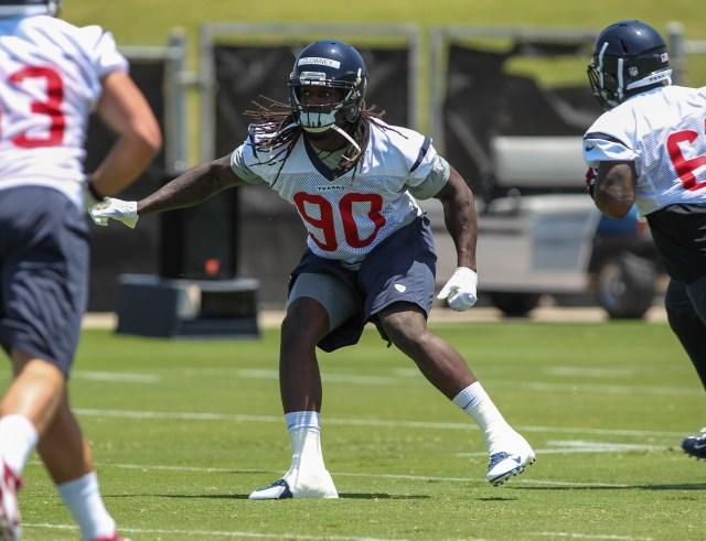 Jadeveon Clowney (Troy Taormina-USA TODAY Sports)