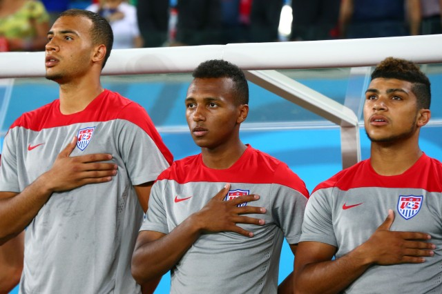 John Brooks, Julian Green and DeAndre Yedlin should all be key players at the 2018 World Cup in Russia. (Mark J. Rebilas - USA TODAY Sports)