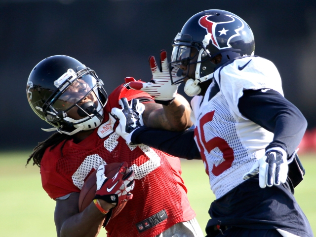 The Texans are trying to regroup after a poor first showing in the preseason. (David J. Phillip, AP)