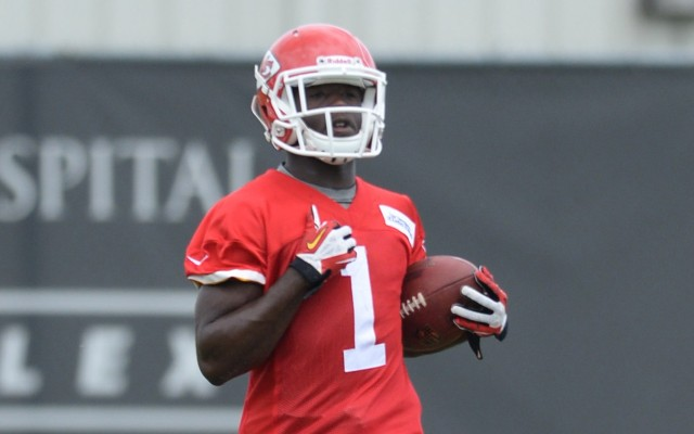De'Anthony Thomas is dangerous whenever he touches the ball. (Denny Medley, USA TODAY Sports)
