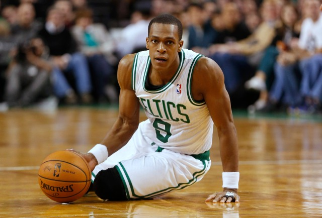 Rajon Rondo could be traded by midseason. (Winslow Towson, USA TODAY Sports)