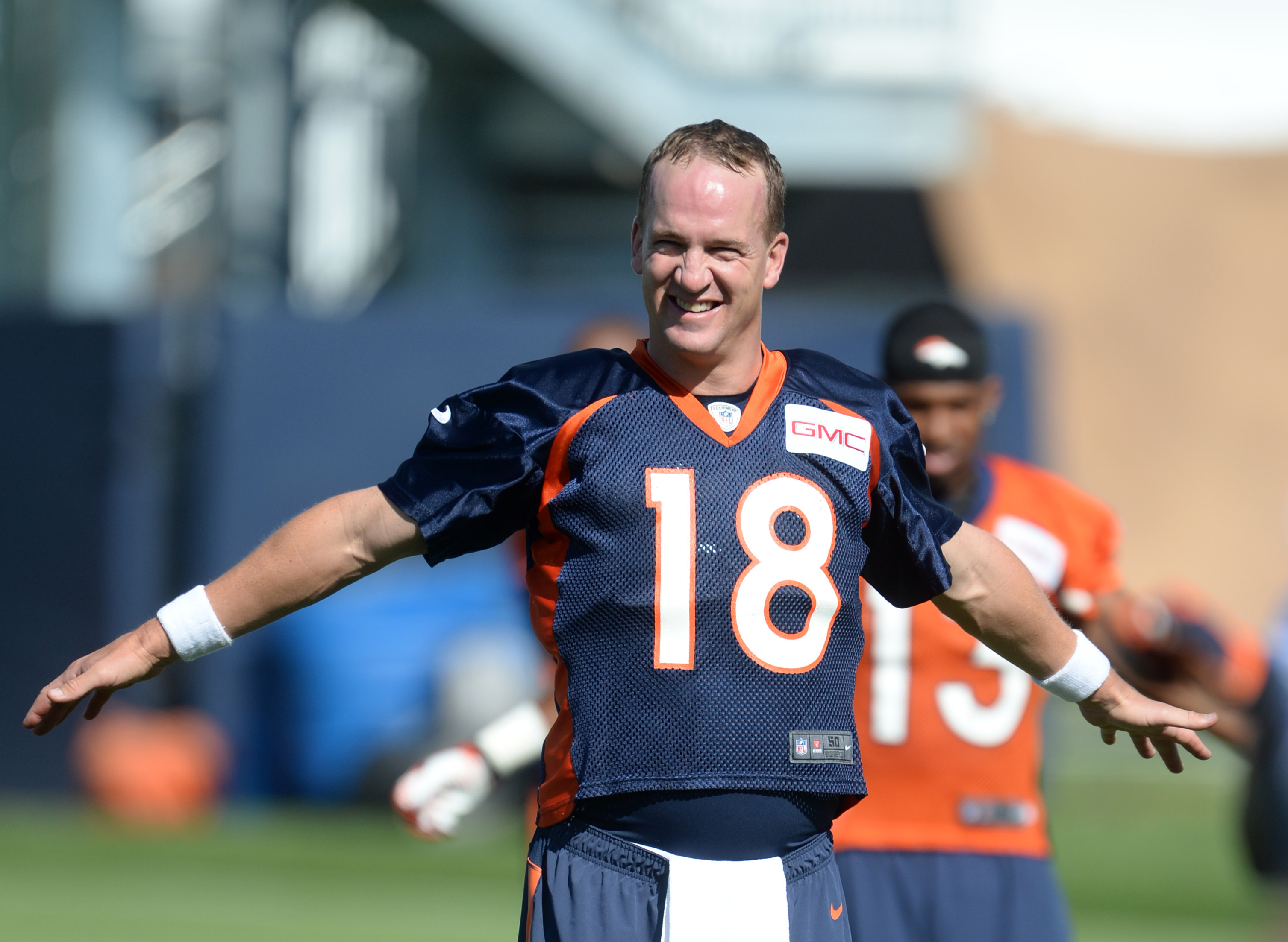 Peyton Manning won the MVP award at age 37 in 2013. (USA TODAY Sports)