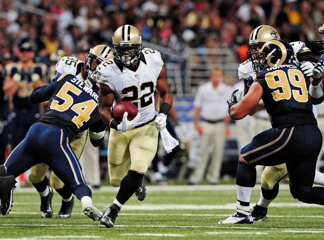 Mark Ingram (Jeff Curry-USA TODAY Sports)