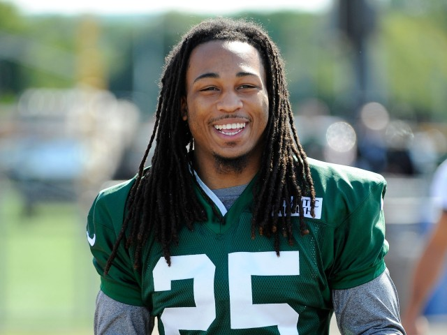 Calvin Pryor should assist a problematic Jets secondary. (Rich Barnes, USA TODAY Sports)