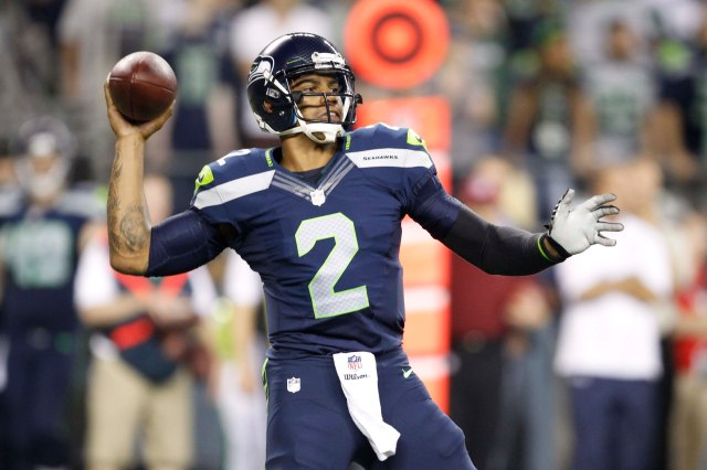 Terrelle Pryor might not have a place on the Seahawks' roster. (Joe Nicholson, USA TODAY Sports)