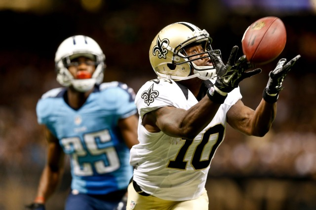 Brandin Cooks gives Drew Brees another weapon. (Derick E. Hingle, USA TODAY Sports)
