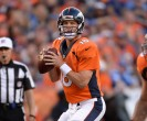 Peyton manning still has plenty of options at his disposal without Wes Welker. Ron Chenoy, USA TODAY Sports)