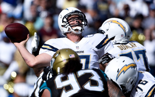 Philip Rivers threw for 337 yards and 3 TDs. (Denis Poroy, AP Photo)