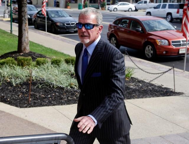 Jim Irsay (AP Photo/Michael Conroy)