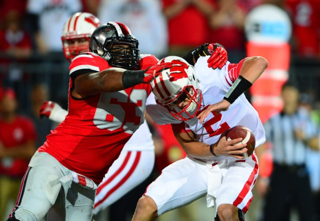 Michael Bennett is a disruptive force on the interior. (Andrew Weber, USA TODAY Sports)