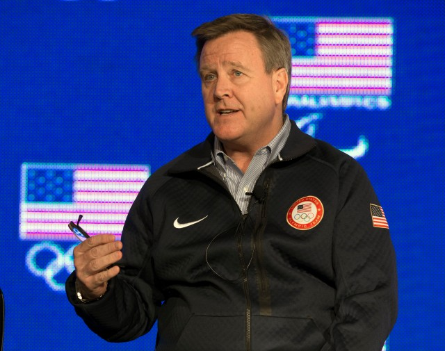 USOC's Scott Blackmun (Chris Nicoll-USA TODAY Sports)