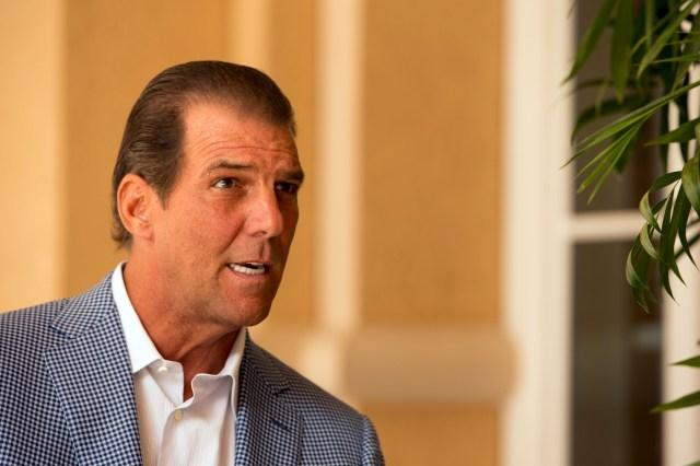 Ravens' owner Steve Bisciotti (Rob Foldy-USA TODAY Sports)