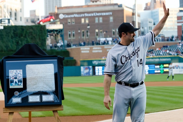 Paul Konerko gave fans plenty of reasons to celebrate over the years. (Rick Osentoski, USA TODAY Sports)