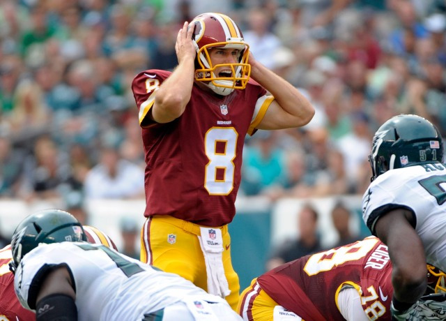Kirk Cousins will be the focus of Thursday night's game against the Giants. (Eric Hartline, USA TODAY Sports)
