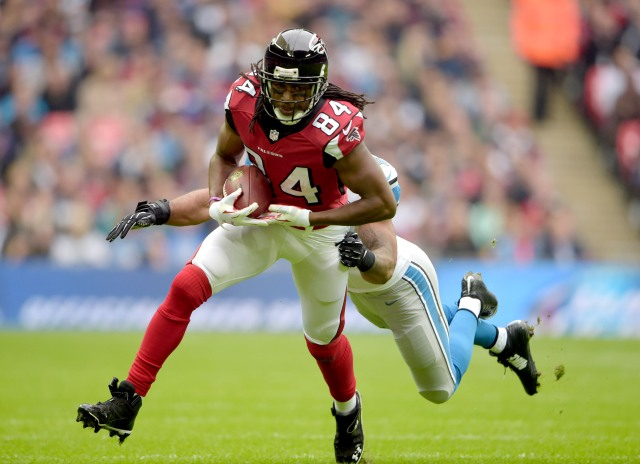 The Falcons could cash in on Roddy White while he still has value. (Kirby Lee, USA TODAY Sports)