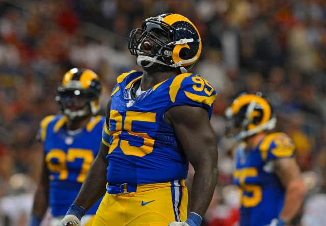 The Rams' pass rush likely makes St. Louis fans want to scream. (Jeff Curry, USA TODAY Sports)