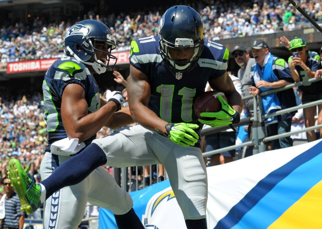 Percy Harvin's move will alter both the Jets and Seahawks' offenses. (Jake Roth, USA TODAY Sports)