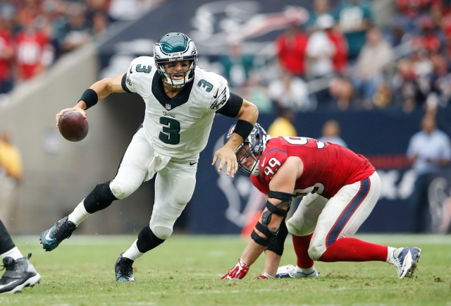 A fresh start for Mark Sanchez will ... merely help the Eagles stay on course. (Kevin Jairaj, USA TODAY Sports)