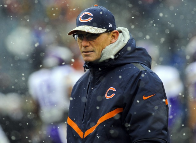 Chicago Bears head coach Marc Trestman (Matt Marton-USA TODAY Sports)