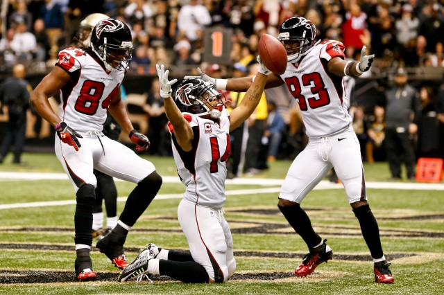 The Falcons continued their push toward the playoffs. (Derick E. Hingle, USA TODAY Sports)