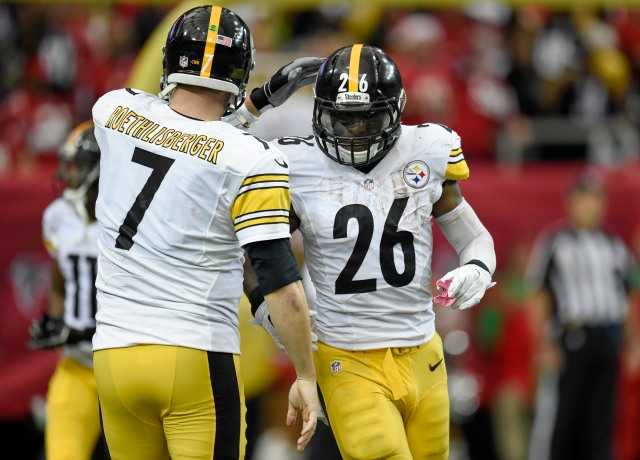 Ben Roethlisberger and Le'Veon Bell lead an underrated attack. (Dale Zanine, USA TODAY Sports)