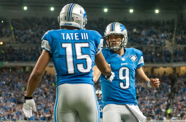 The Lions need a clean game out of Matt Stafford to win the NFC North. (Tim Fuller-USA TODAY Sports)