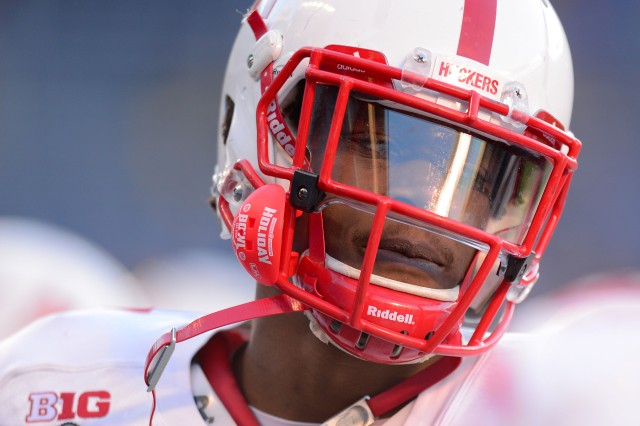 Randy Gregory could make the Atlanta Falcons very happy come draft day. (Jake Roth-USA TODAY Sports)