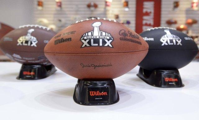 USP NFL: SUPER BOWL XLIX-NFL EXPERIENCE S FBN USA AZ