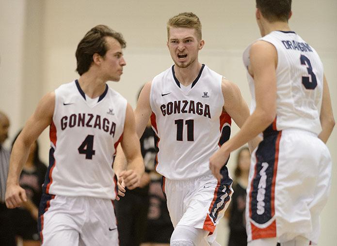 No. 1 seed Gonzaga (USA TODAY Sports)