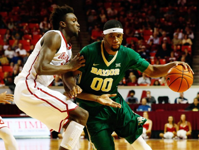 Baylor is the No. 4 seed in the Midwest region.