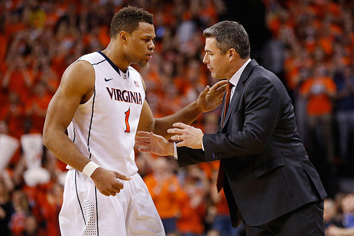No. 1 seed Virginia (USA TODAY Sports)