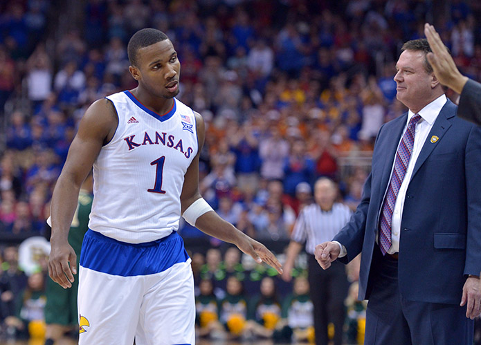 The committee got it right with KU as a No. 2 seed (USA TODAY Sports)