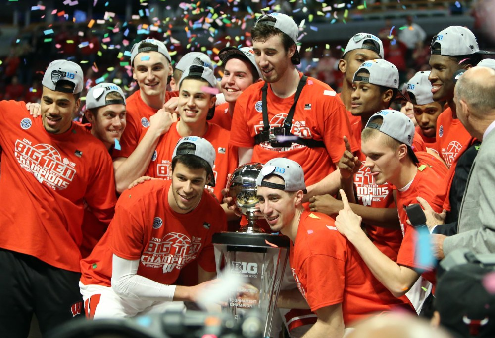 USP NCAA BASKETBALL: BIG TEN CONFERENCE TOURNAMENT S BKC USA IL