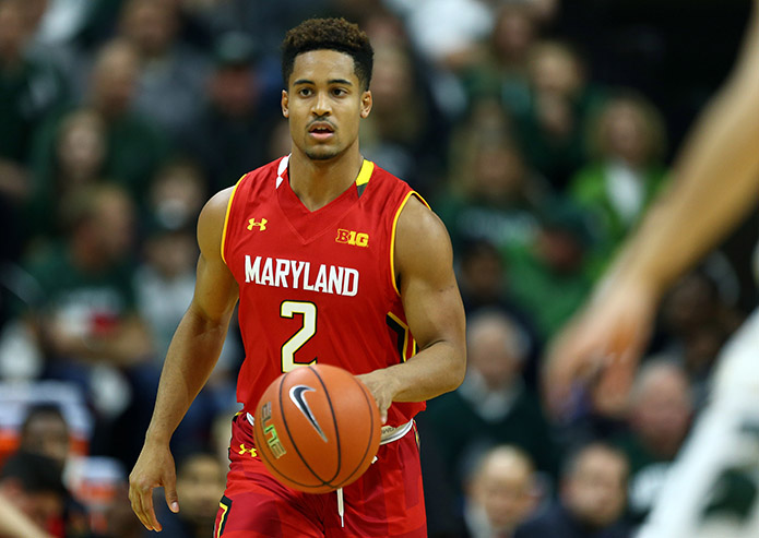 Projected No. 1 seed Maryland Terrapins (USA TODAY Sports)