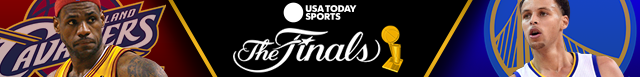 LeBron James and his Cleveland Cavaliers face off with Stephen Curry and the Golden State Warriors for the NBA championship.