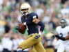 Though somewhat overlooked, Notre Dame's Will Fuller is one of the best and most productive wide receivers in the FBs. (Brian Spurlock / USA TODAY Sports)