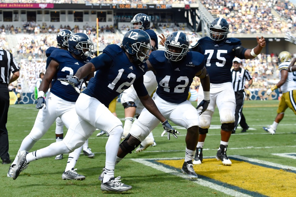 Georgia Southern has been a strong additon to the Sun Belt lineup. (Dale Zanine / USA TODAY Sports)