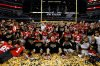Ohio State celebrates the inaugural College Football Playoff championship. Matt Emmons / (USA TODAY Sports)