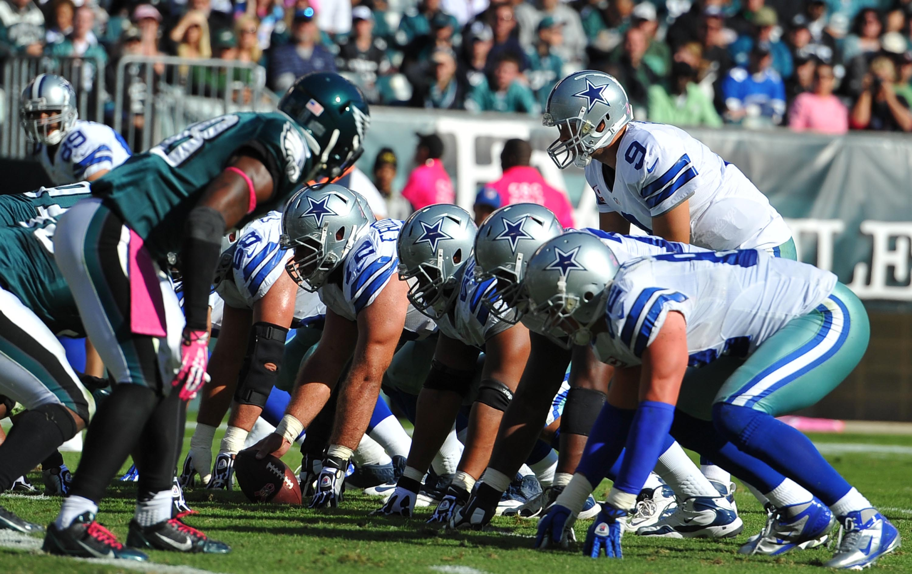 The Cowboys and Eagles have split the last two NFC East titles. (Jeffrey Pittenger, USA TODAY Sports)