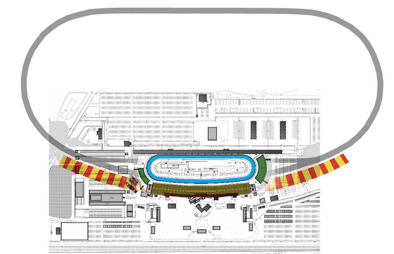 Fontana to be converted into half-mile short track [UPDATED] | RACER