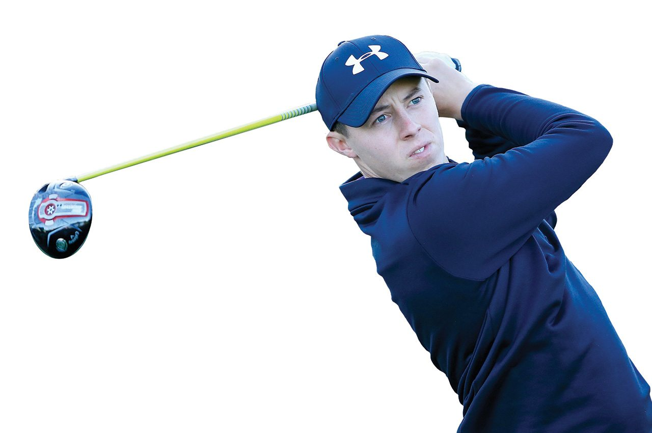 Matthew Fitzpatrick of England during the first round of the 2016 Honda Classic.