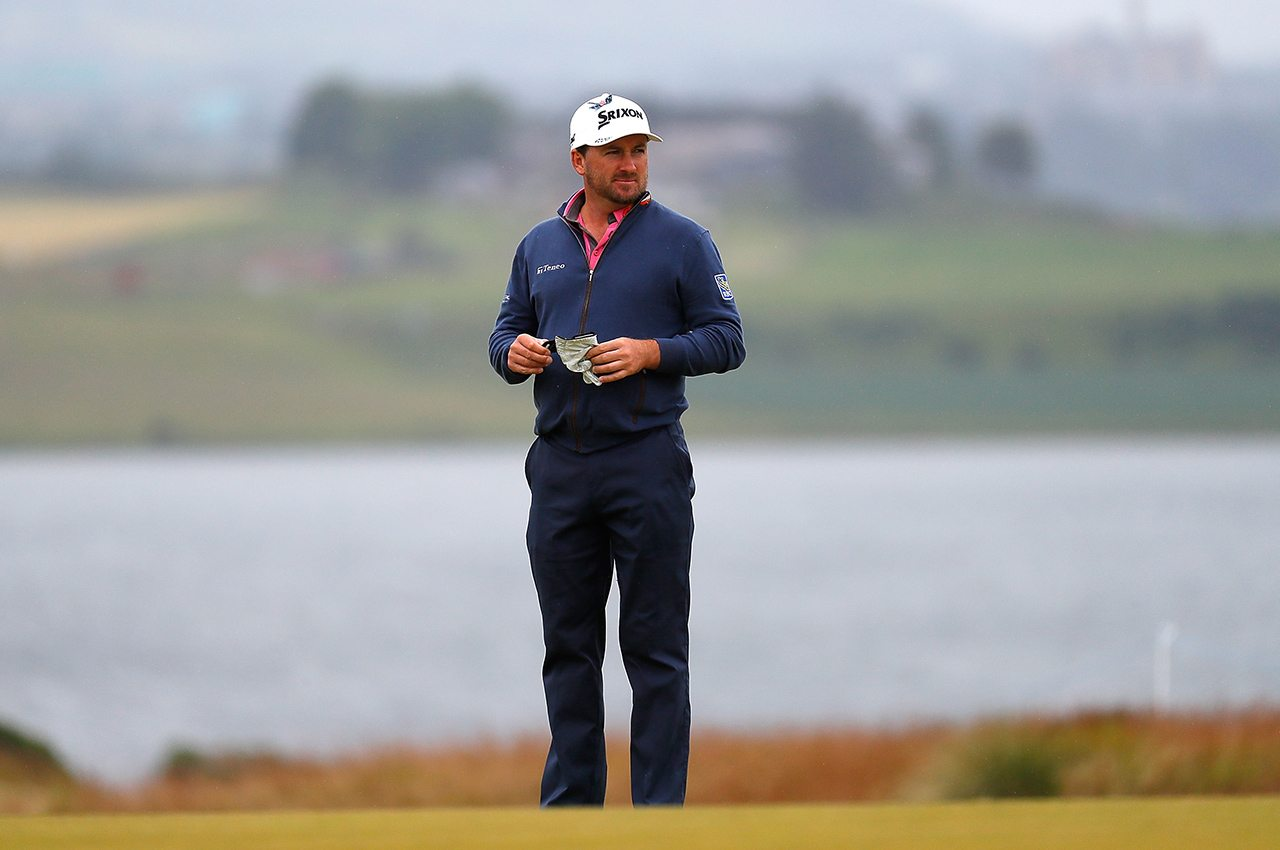 Graeme McDowell, pictured during the 2016 Scottish Open