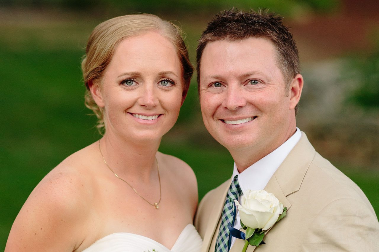 Stacy Lewis and Gerrod Chadwell