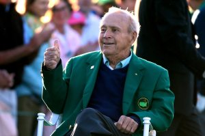 Arnold Palmer 2016 Masters