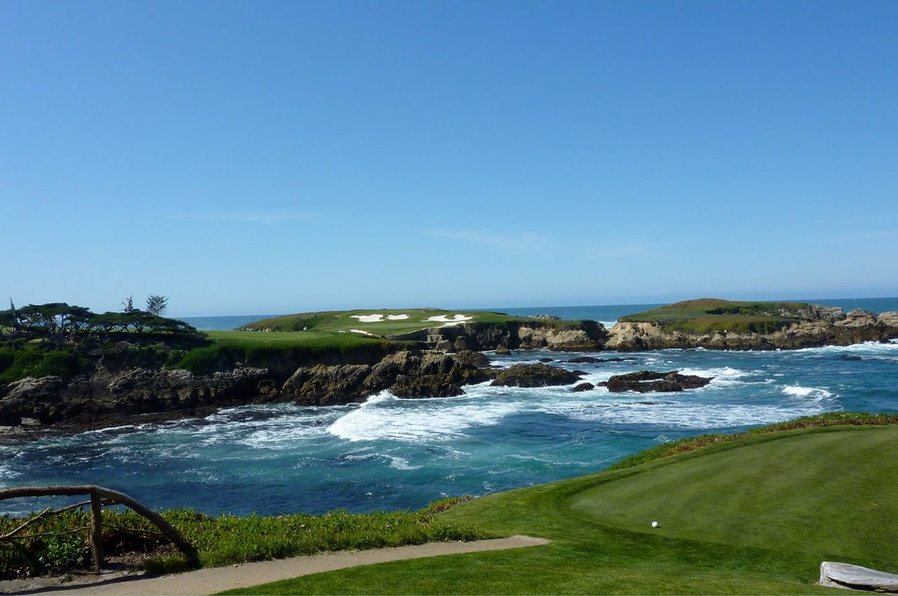 Cypress Point Club, Pebble Beach, Calif.; No. 2 on Golfweek's Best: Classic Courses, 2016