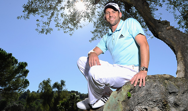 Sergio Garcia 2017 Masters World Golf Hall of Fame