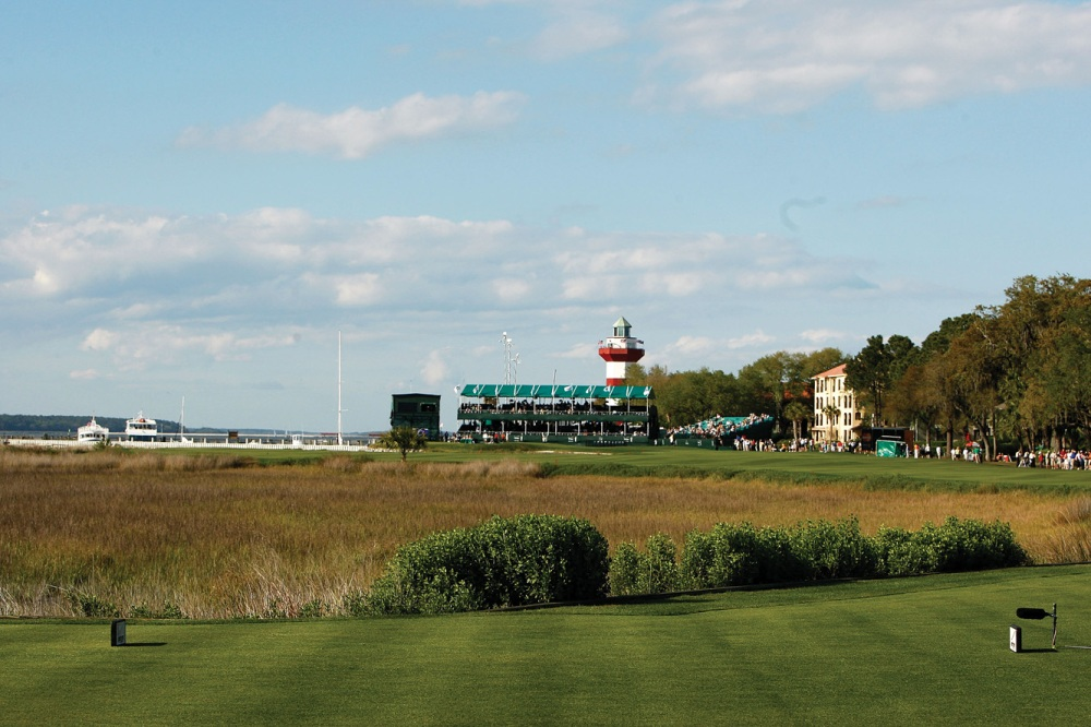 Top 100 courses you can play in the USA Harbour Town